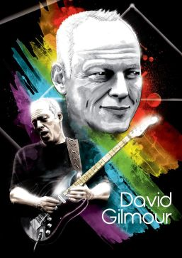 david_gilmour_by_devcager-d46nuf2