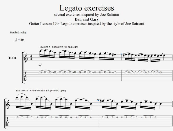 19b Legato exercises satch